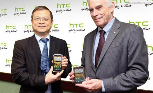 HTC One X nâng lên Android 4.1 - 1