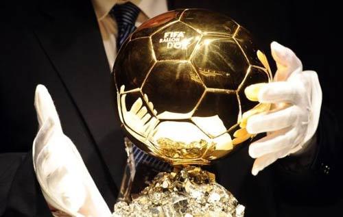 Real, Barca thống trị danh sách QBV FIFA - 1