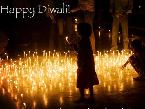 5 ngày rực rỡ của lễ hội ánh sáng Diwali - 1