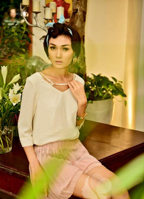 Thùy Trang lên truyền hình sau scandal - 1