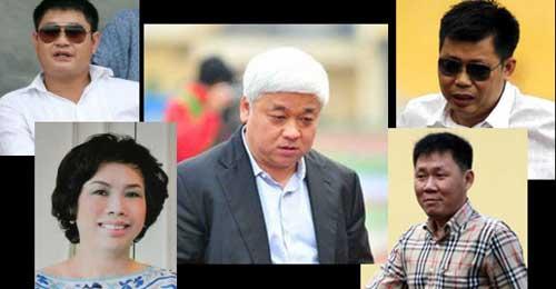 Bóng đá Việt Nam: Ứng xử với các ông bầu - 1