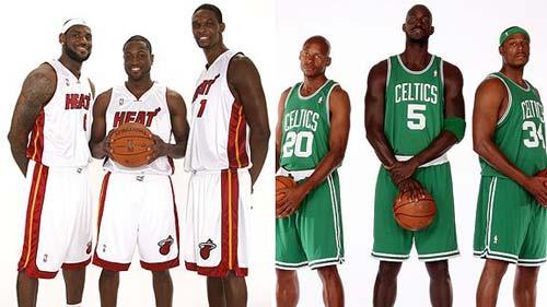Celtics – Heat: Cơ hội trả thù - 1