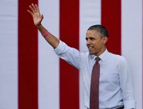 Đa phần người Mỹ nghĩ Obama sẽ chiến thắng - 1