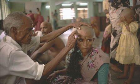 Bí mật bẩn thỉu của ngành công nghiệp tóc - 1