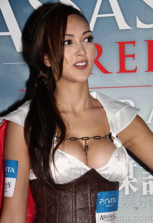 Jessica C bỗng có vòng 1 lớn bất thường - 1