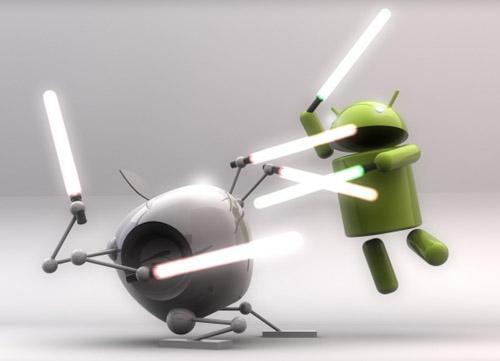 "Google Play ""bắt kịp"" Apple Store - 1"