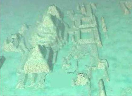 Giữa Tam giác Quỷ Bermuda có thành phố cổ? - 1