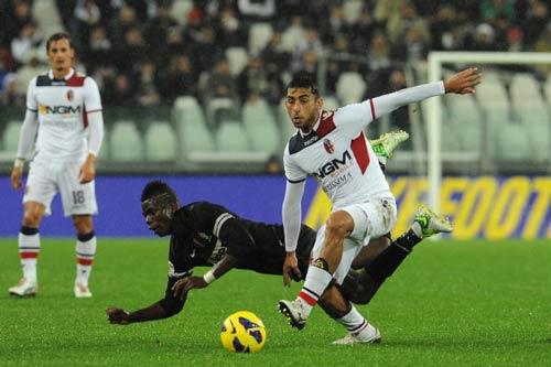 Juventus -Bologna: Người hùng Pogba - 1