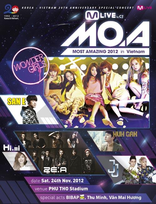Wonder Girls háo hức gặp fan Việt - 1