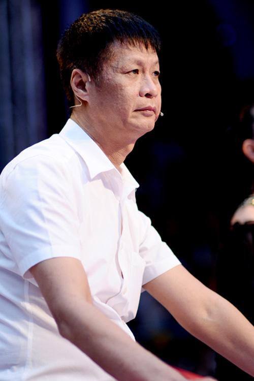 Lê Hoàng tái xuất ghế nóng tại Bước nhảy - 1