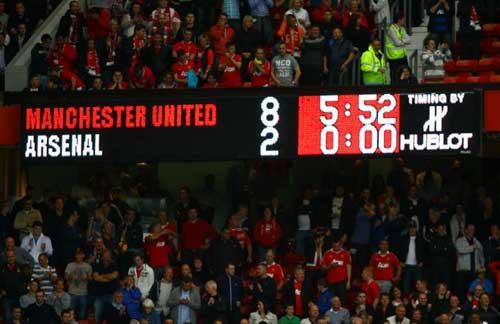 MU – Arsenal còn 1 ngày: Đi vào hang Quỷ - 1
