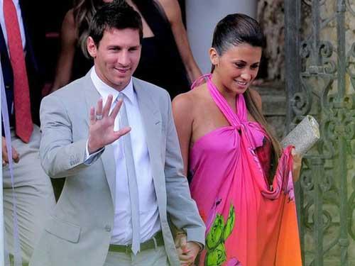 Messi chính thức lên chức bố - 1