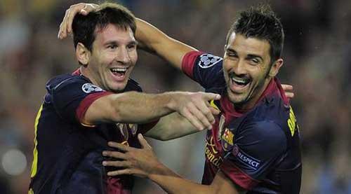Barca – Celta Vigo: Kỉ lục chờ Tito - 1