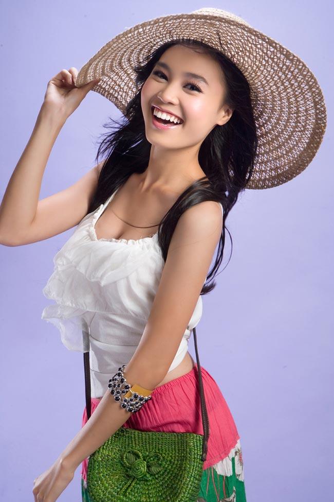 Lan Ngọc vào vai chính trong phim Hàn - 1