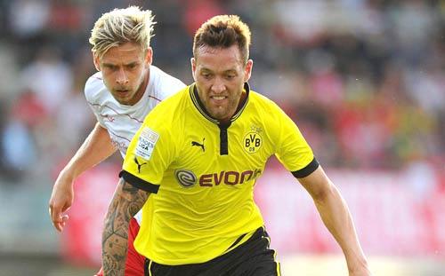 Dortmund - Stuttgart: Schieber sẽ là Gomez mới? - 1
