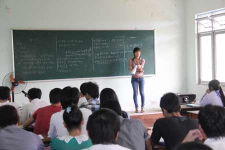 Lao động Việt vẫn học tiếng Hàn trong hy vọng - 1