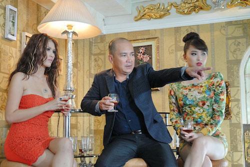 """Chiêu """"câu khách"""" của phim Việt - 1"""