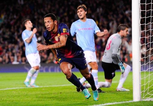 Barca - Celta Vigo: Messi tịt ngòi - 1