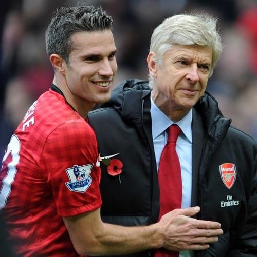 Sút tung lưới Arsenal, Persie nói gì? - 1