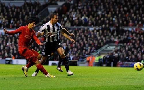 Liverpool - Newcastle: Nỗ lực bất thành - 1