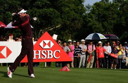 Golf: Poulter vô địch HSBC Champions - 1