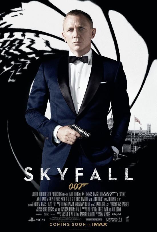 Skyfall - Nơi James Bond hồi sinh - 1