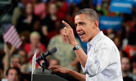 """TT Obama cần thêm thời gian cho """"giấc mơ Mỹ"""" - 1"""