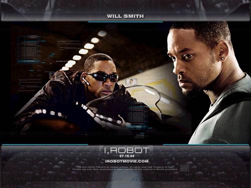 Trailer phim: I, Robot - 1