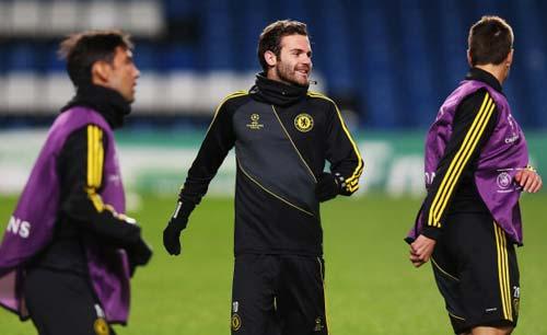 Chelsea - Shakhtar: Điểm tựa sân nhà - 1