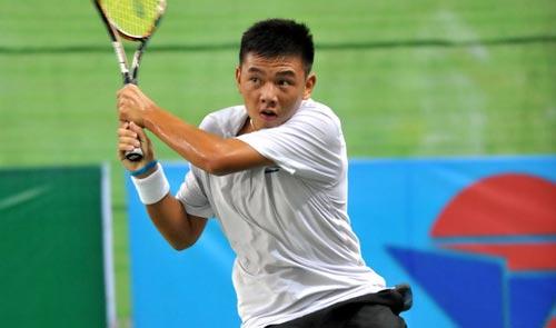 Hoàng Nam và Hoàng Thiên vượt qua vòng 1 giải vô địch trẻ châu Á - 1