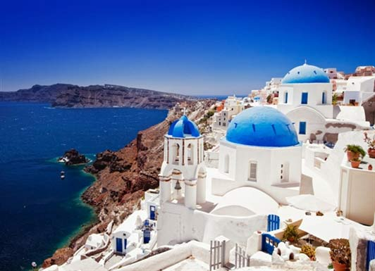 Những điểm du lịch được bình chọn nhiều nhất thế giới - 1