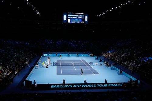 World Tour Finals ở lại London tới năm 2015 - 1