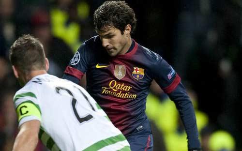 "Barca bại trận, Tito vẫn ""ngẩng cao đầu"" - 1"