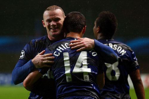Sớm qua vòng bảng, Sir Alex mơ vô địch - 1