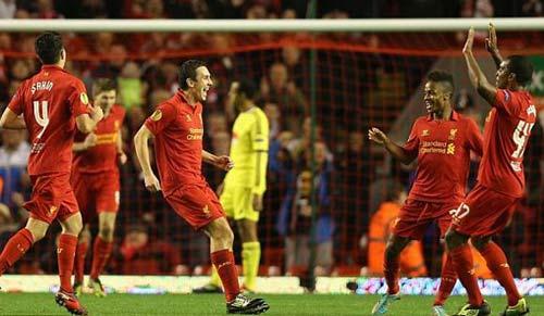 Anzhi – Liverpool: Rối trí Rodgers - 1