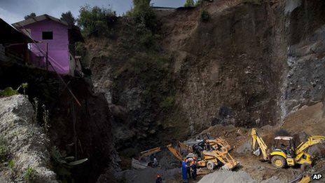 Động đất mạnh ở Guatemala, 48 người chết - 1