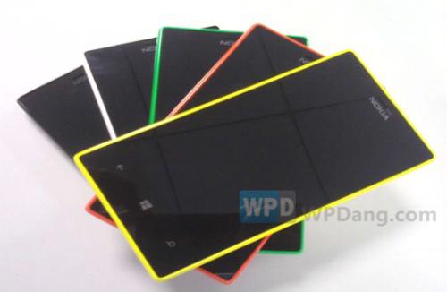Lộ ảnh Nokia Lumia 830 - 1