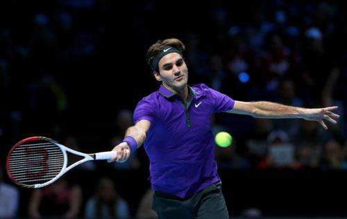Federer - Ferrer: Căng sức (Bảng B Word Tour Finals) - 1