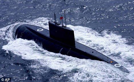 TQ sắp có tàu ngầm trang bị vũ khí hạt nhân - 1