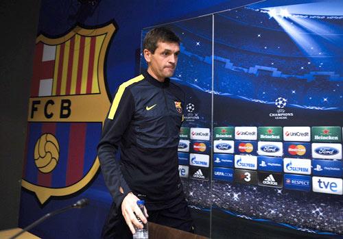 Barca: Những vấn đề hóc búa của Tito - 1