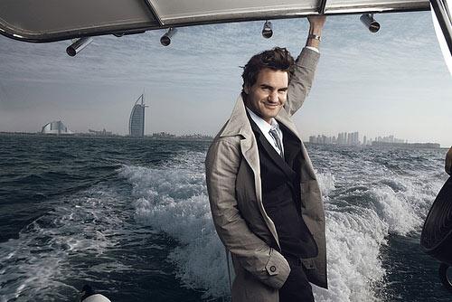 Những bí mật nhỏ của Federer - 1