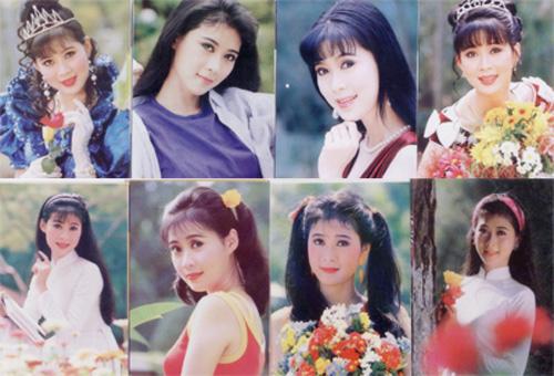 """Những """"thiên hương"""" của màn ảnh Việt - 1"""