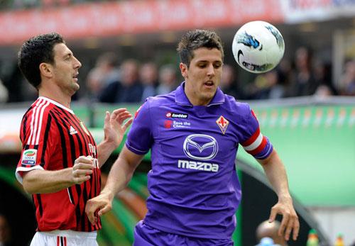 Milan – Fiorentina: Đụng thứ dữ - 1