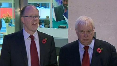 Đưa tin sai lệch, Tổng Giám đốc BBC từ chức - 1
