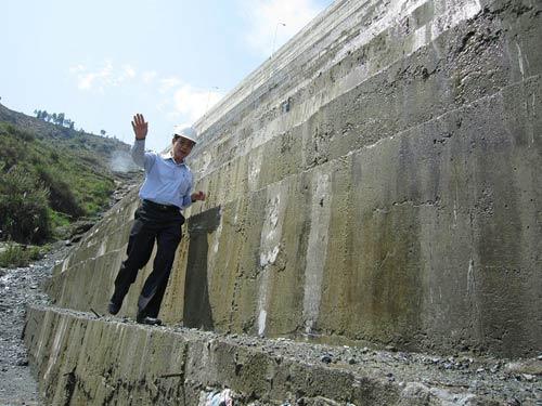 Sông Tranh 2: Một ngày xảy ra 3 trận động đất - 1