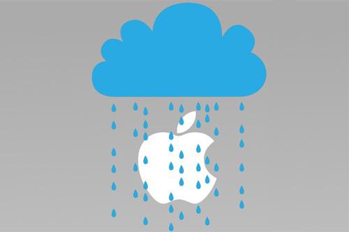 "Những con số khiến Apple ""lo phát sốt"" - 1"