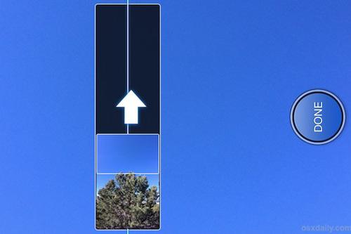 Cách chụp ảnh toàn cảnh theo chiều dọc bằng iPhone - 1