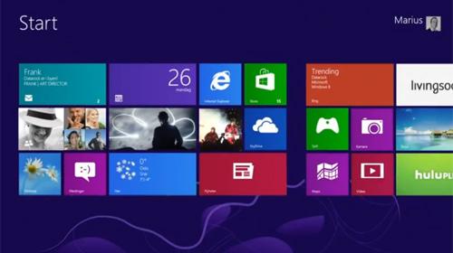Quảng cáo siêu độc cho Windows 8 - 1