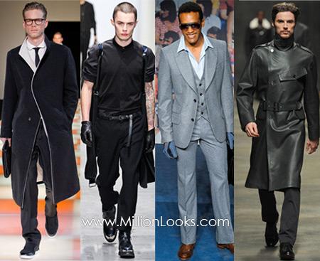 Thu đông 2012/2013: Nam giới mặc gì? - 1