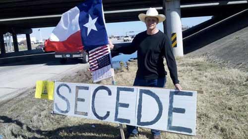 25.000 người đòi tách Texas khỏi nước Mỹ - 1